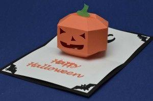 Pumpkin Pop Up Card Pop Up Card Templates Pop Up Cards Pumpkin Template
