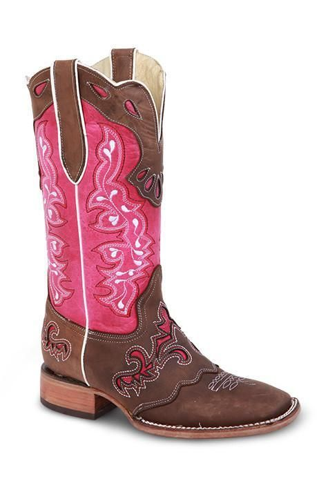5200 pink   Cowgirl boots, Boots, Cowboy boots women