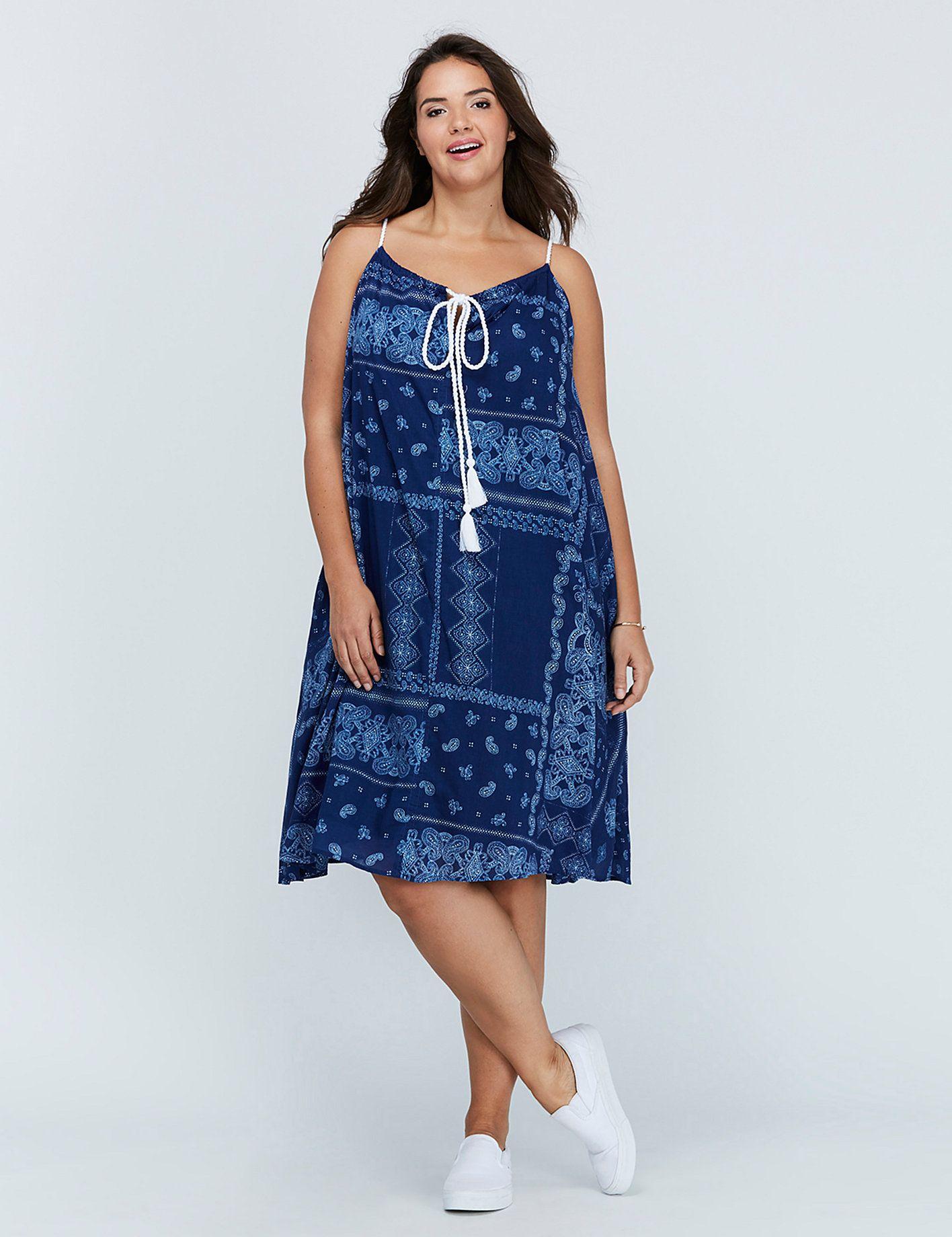 Lane bryant dresses plus sizes