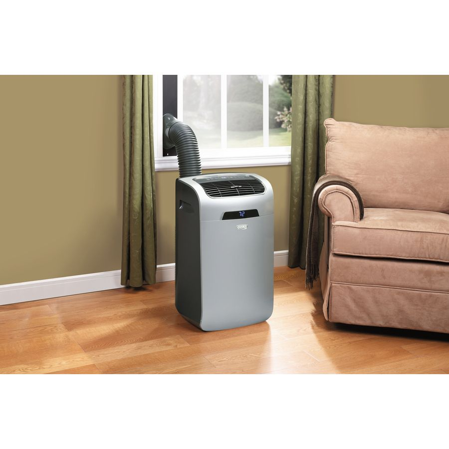 Shop Idylis 13 000 Btu 450 Sq Ft 115 Volt Portable Air Conditioner With Heater At Lowes Com Air Conditioner With Heater Standing Air Conditioner Lowes Home Improvements