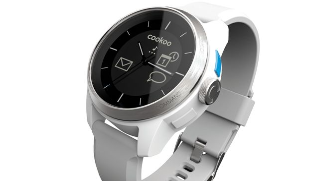 Cookoo Smart Watch: Helping Early Adopters Stay Punctual - Find out more at http://www.latestgadgets.co.uk/everything-else/8997-cookoo-smart-watch-bluetooth