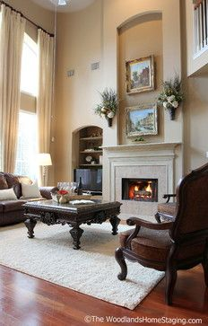 Houston Family Room Lennar Homes Design, Pictures, Remodel, Decor and Ideas