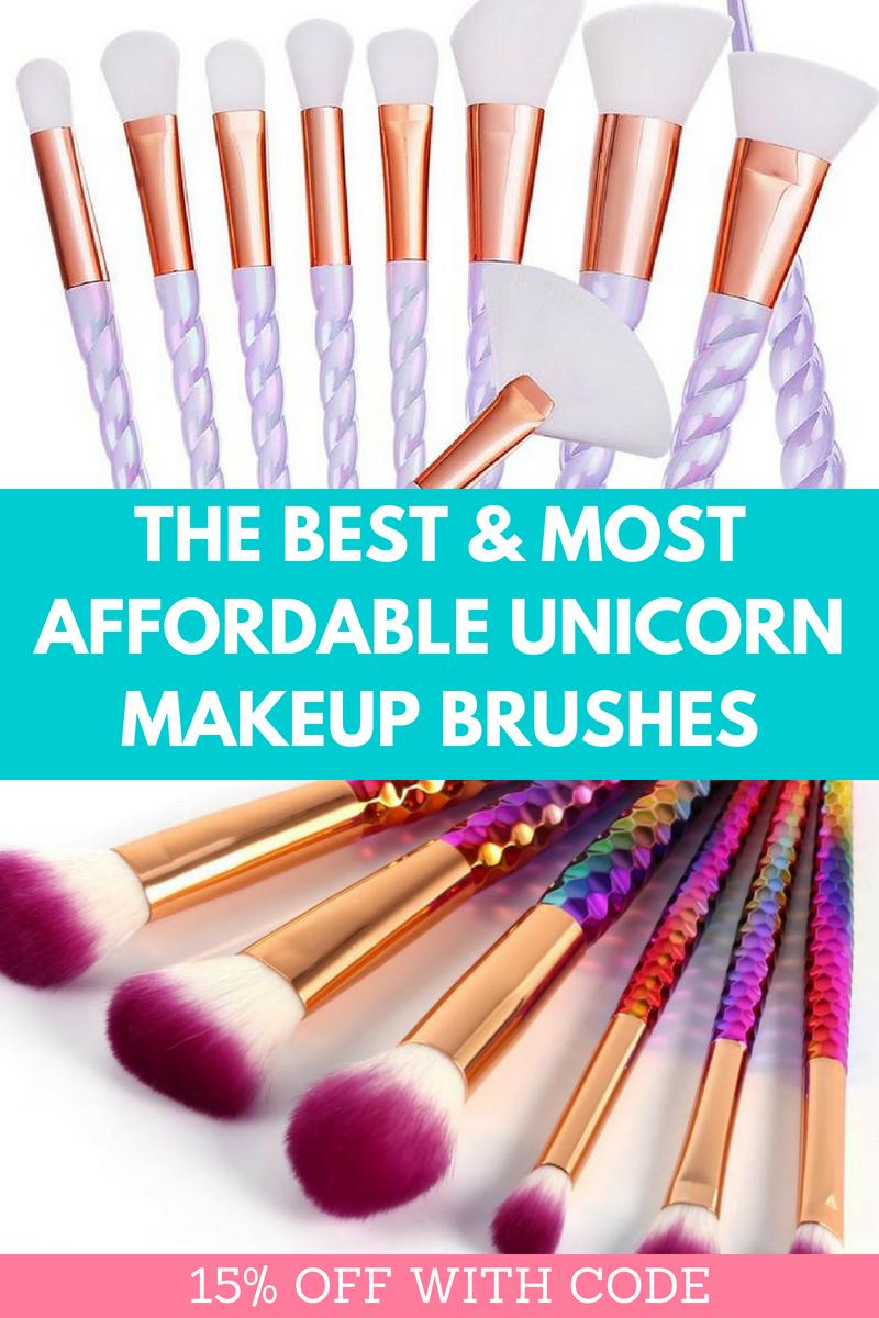 The best glitter makeup brush set for anyone who loves