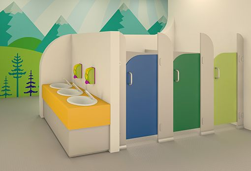 Related Image Daycare Design School Bathroom Kindergarten Interior