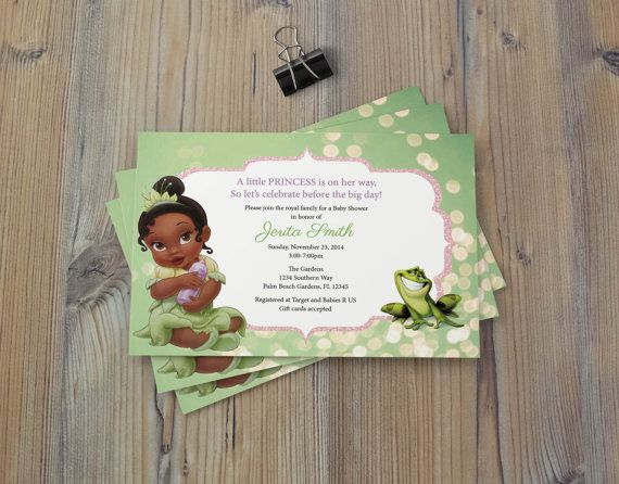Instant Princess And The Frog Green By