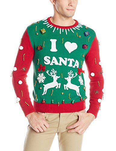 Keep Looking Busy The Ugly Christmas Sweater Kit Mens Make Your