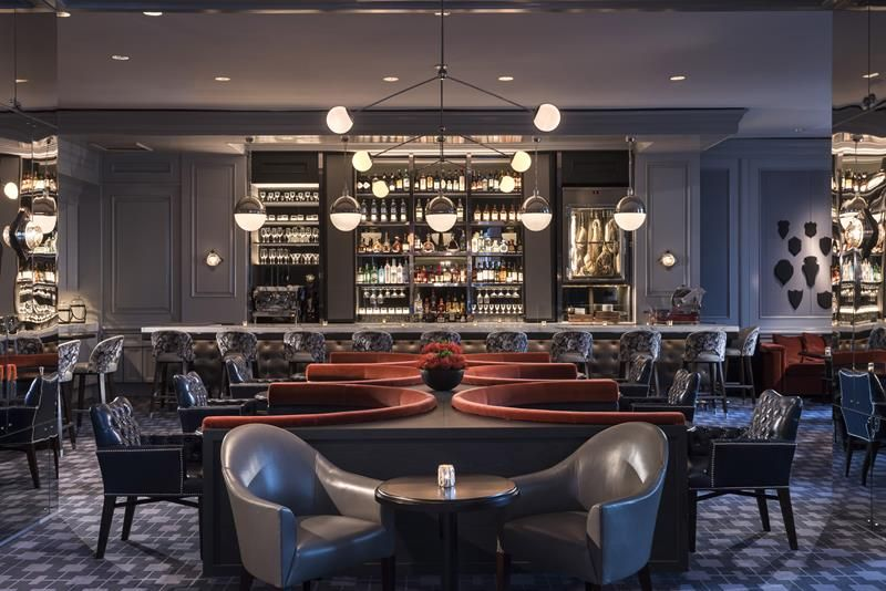 The Ultimate Design Of Bar Margot In Four Seasons Hotel