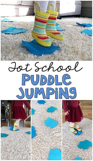 Photo of Tot School: Weather {Plans and Printables}