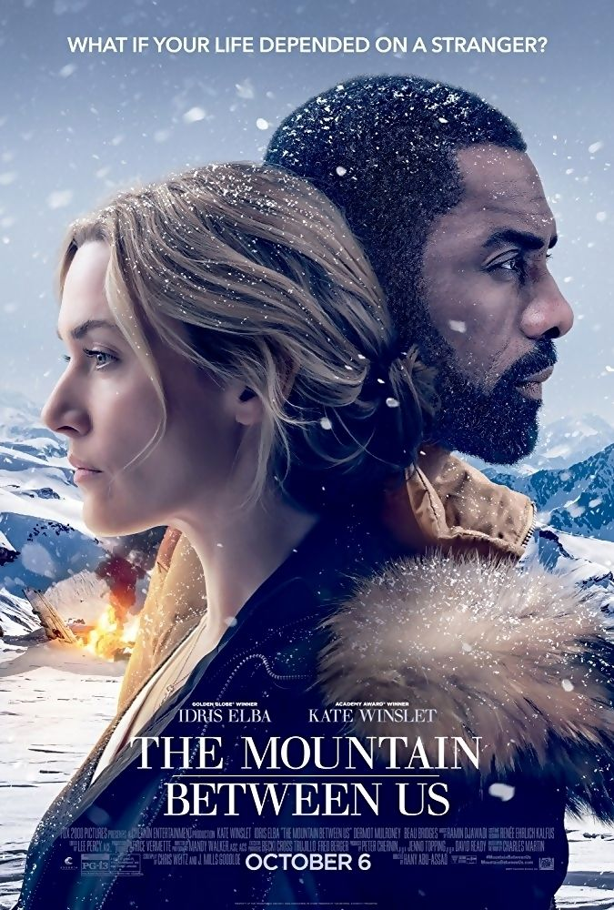 The Mountain Between Us is a 2017 American drama film