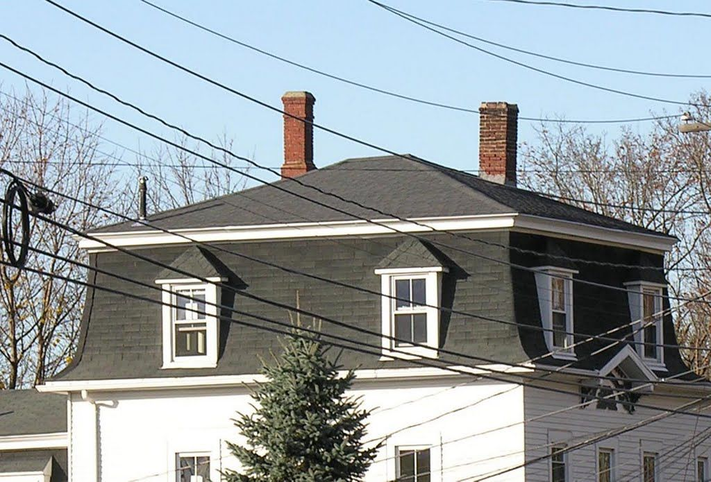 Mansard Roof How To Build And Its Advantages Disadvantages Mansard Roof Roof Design Roof