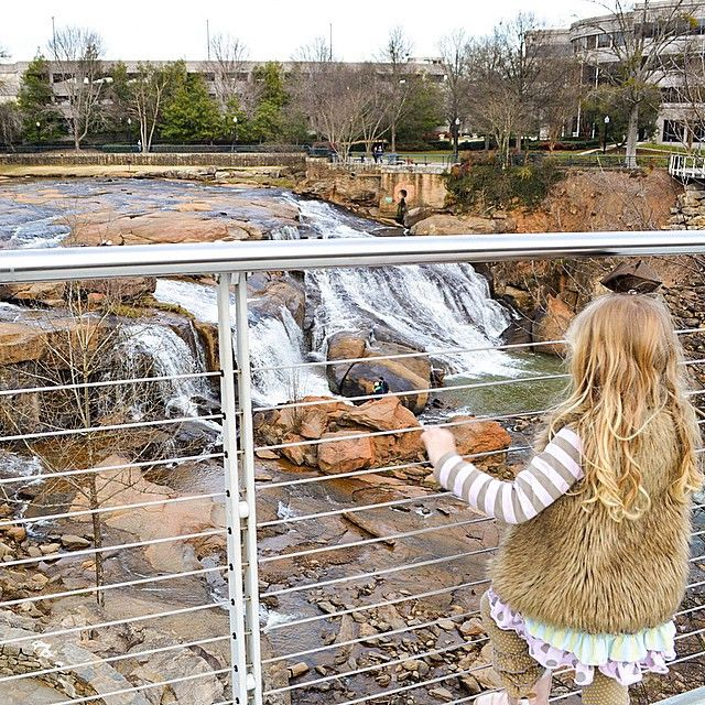 Liberty Bridge has one of the best views in Greenville SC! By ...