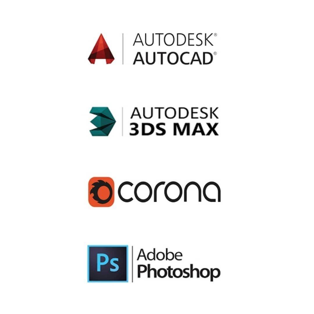 Artpover 3design Programming Graphicdesign 3d Interiordesigner Autodesk Autocad 3dstudio Corona Photoshop Program Prof Autocad Photoshop Love Design