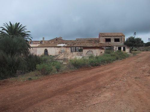 Seddas Moddizzis-Villaggio. Uno scorcio- Gonnesa