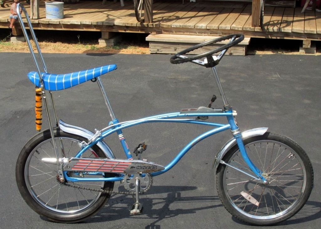 Muscle Bike The Huffy Wheel Http Barnfinds Com Muscle Bike