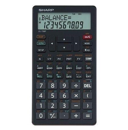 Sharp El Financial Calculator Sharp El Recommended By