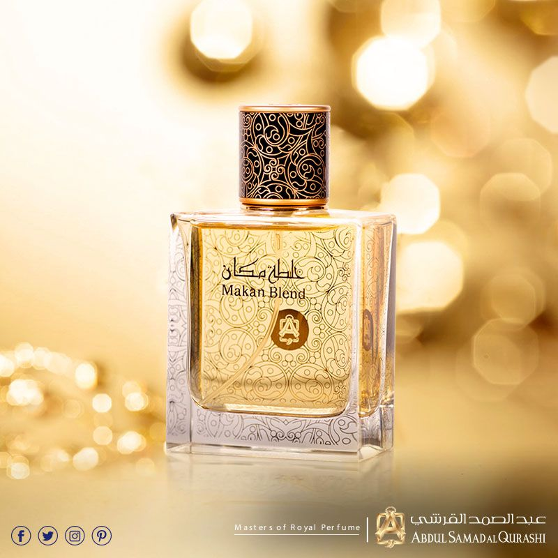 2d065b94f makan blend, Abdul samad al qurashi perfume | Our Perfumes in 2019 ...