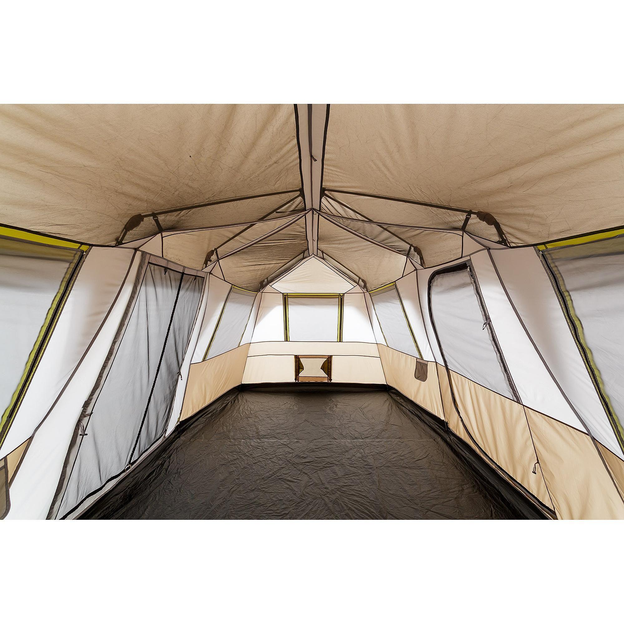 Ozark Trail 10 Person Instant Cabin Tent - Walmart.com  sc 1 st  Pinterest & Ozark Trail 10 Person Instant Cabin Tent - Walmart.com | tent ...