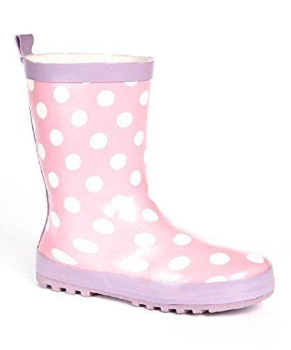 girls rain boots size 2