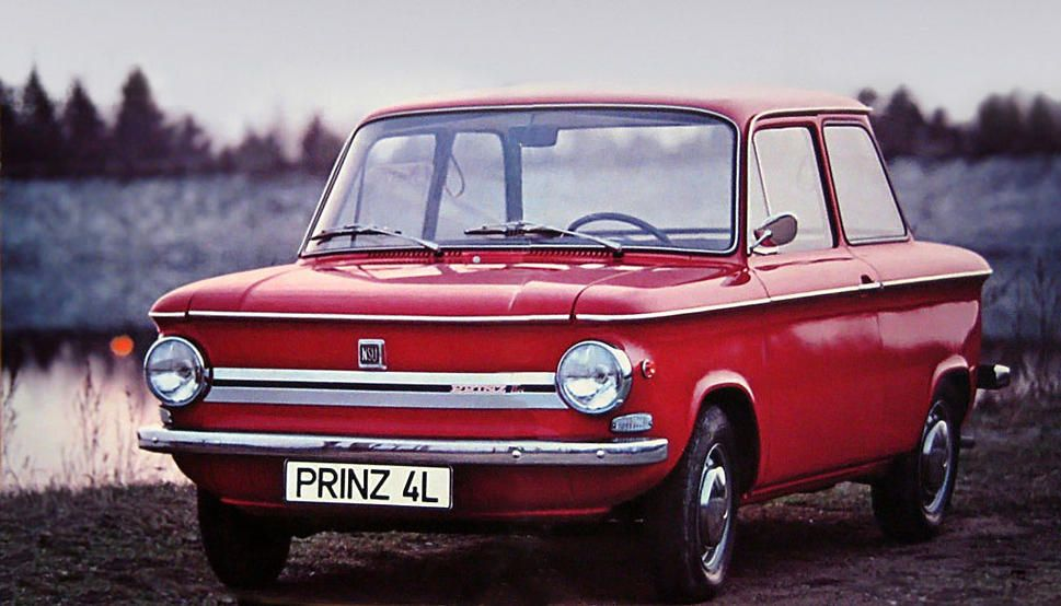 1961-1973 NSU Prinz 4 Maintenance/restoration of old/vintage ...