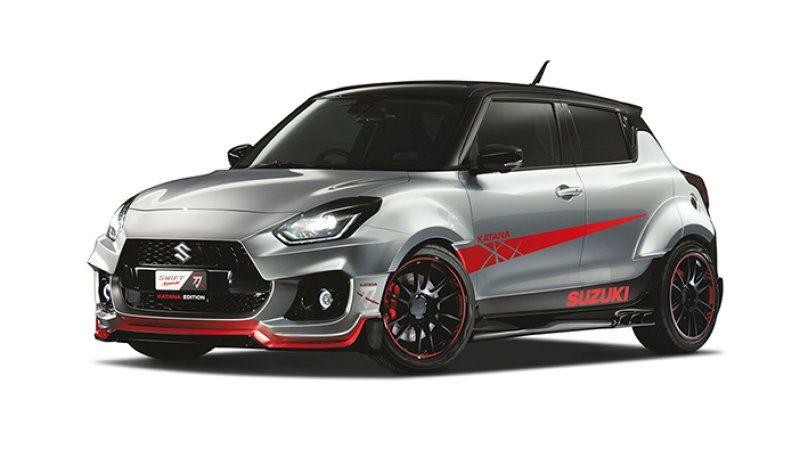 Widebody Suzuki Swift Leads Company S Tokyo Auto Salon Roster In