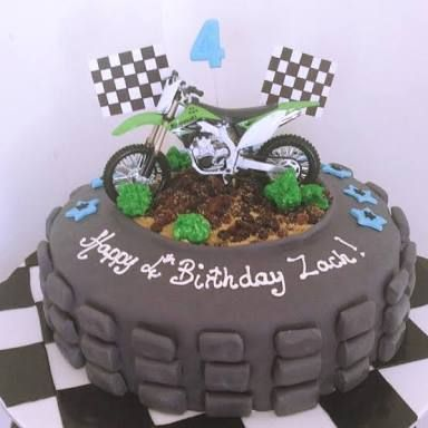 Amazing Image Result For Motocross Cakes For Birthdays Oppskrifter Birthday Cards Printable Trancafe Filternl