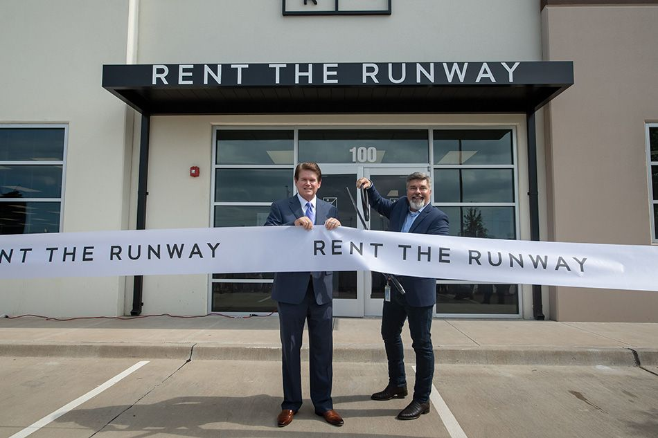 Rent the Runway, the company that is upending the way the