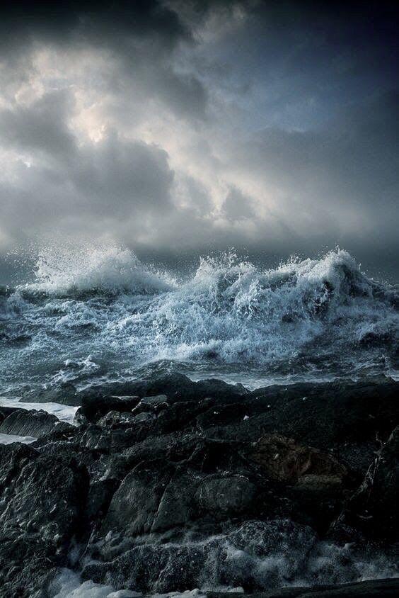 Pin By Hayden Crigler On Ocean Beaches Waves Ocean Waves Nature Seascape