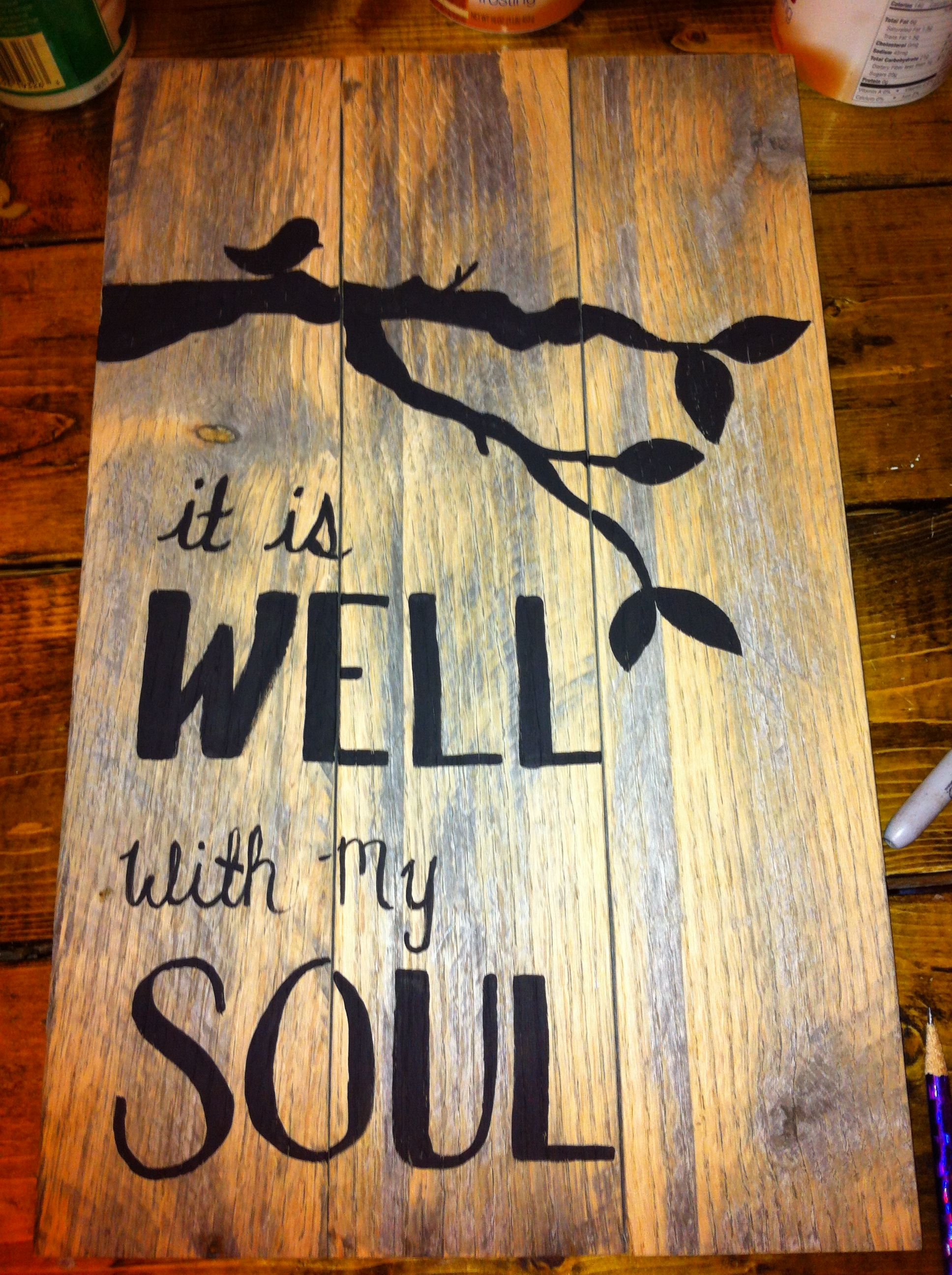 Pallet Sign Pallet Signs Diy Barn Wood Crafts Pallet Art