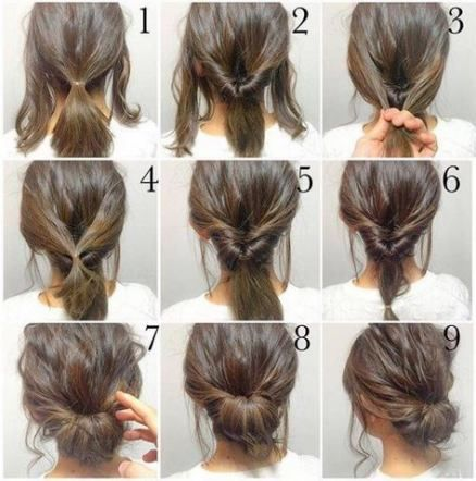 Best Hair Styles Wedding Guest Short Ideas #weddingguesthairstyles