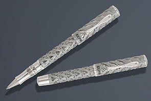 Visconti Alutex Skeleton LE Pens