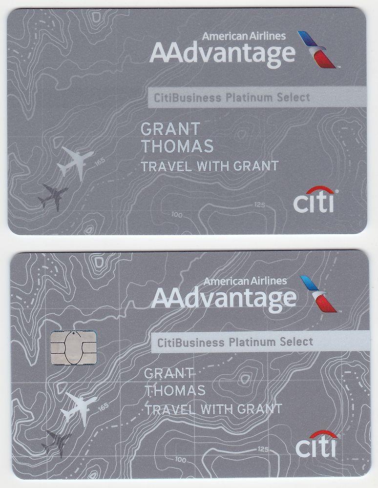 American airlines business kreditkort nya citibusiness
