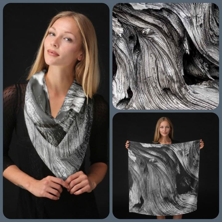 Cashmere Silk Scarf - UNTITELED by VIDA VIDA zbqGFvR9