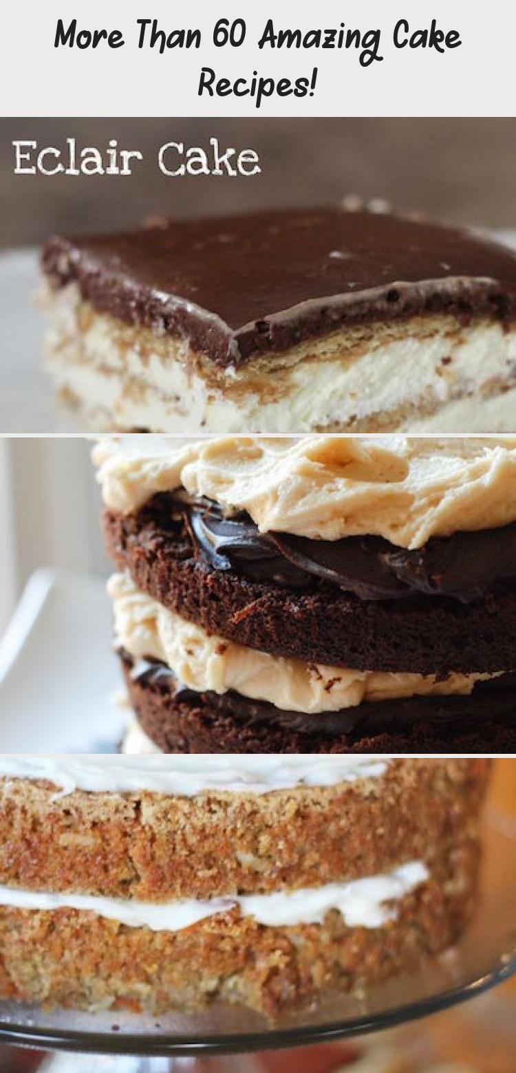 Photo of More Than 60 AMAZING Cake Recipes! – Chef in Training #PinataKuchenRegenbogen #P…
