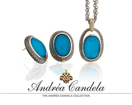 """""""Trebol"""" Turquoise Collection"""