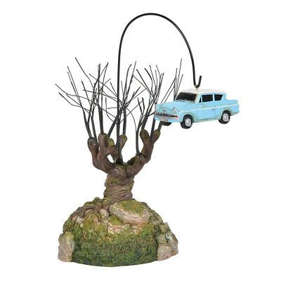 Harry Potter And The Flying Ford Anglia And The Whomping Willow