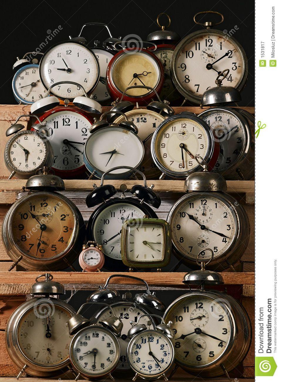 photography clock royalty free