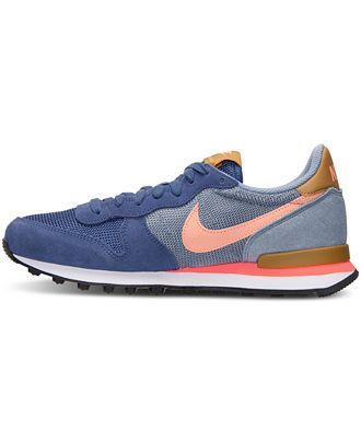 Nike Women's Internationalist Casual Sneakers from Finish Line - Finish Line Athletic Shoes - Shoes - Macy's