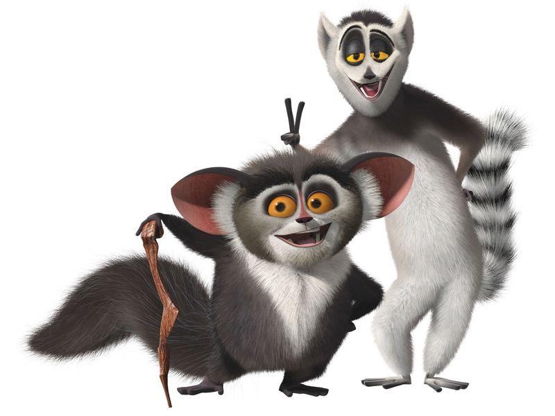 animation movie geek madagascar - photo #48