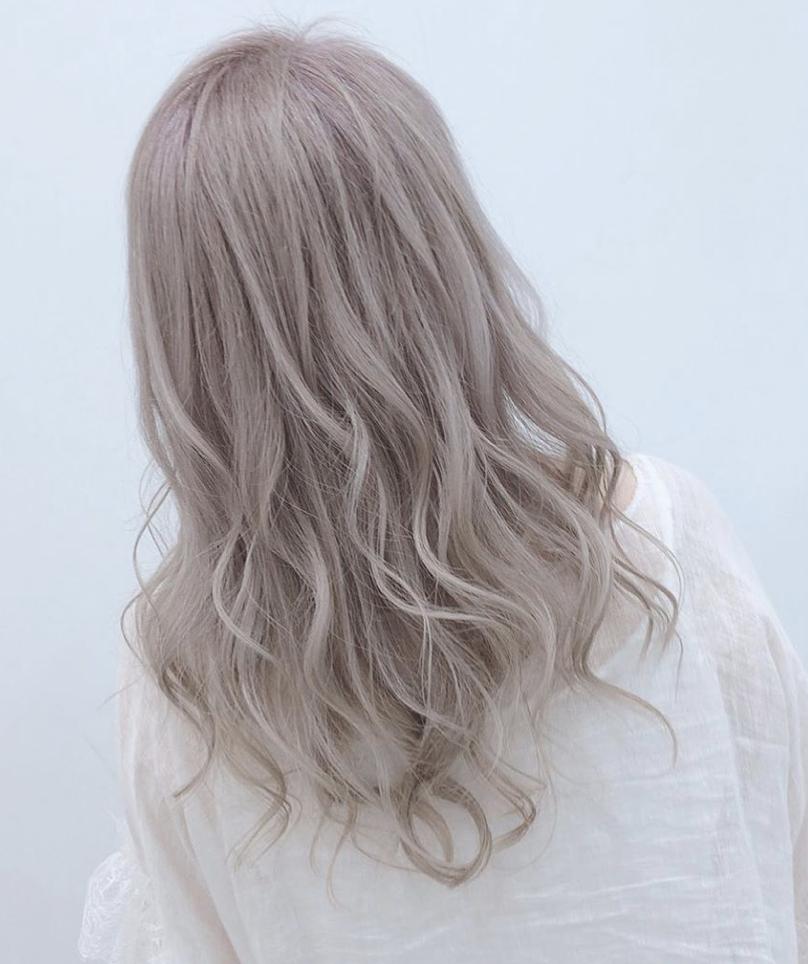 ボード ホワイト シルバー系カラー White Silver Color 髪色 のピン
