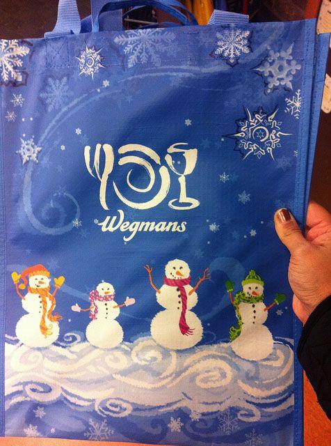 wegmans holiday bag image google search - Is Wegmans Open On Christmas