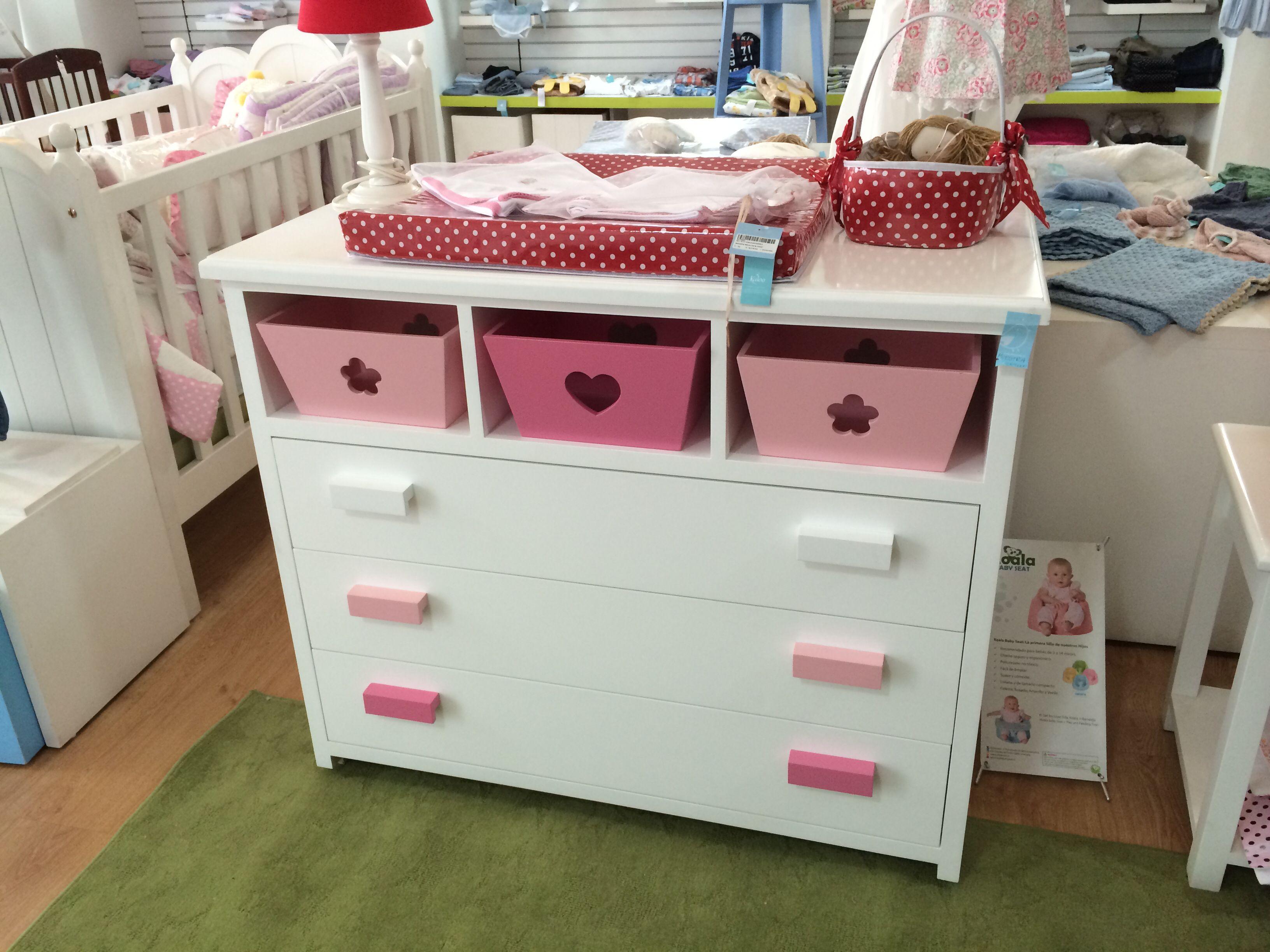 Mudador | Mudadores | Pinterest | Muebles bebe, Decoraciones de ...
