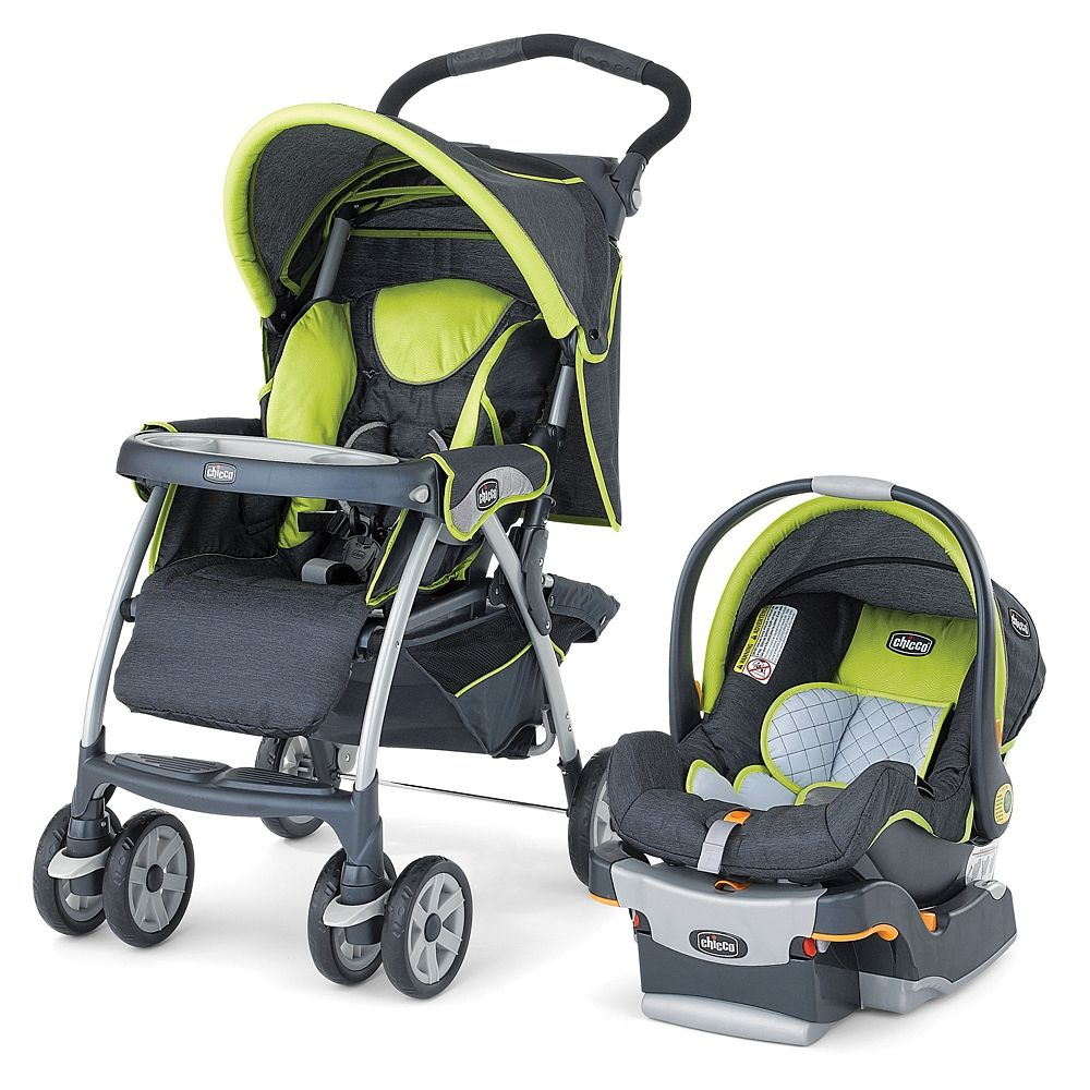 Chicco Cortina Together Double Stroller Canada