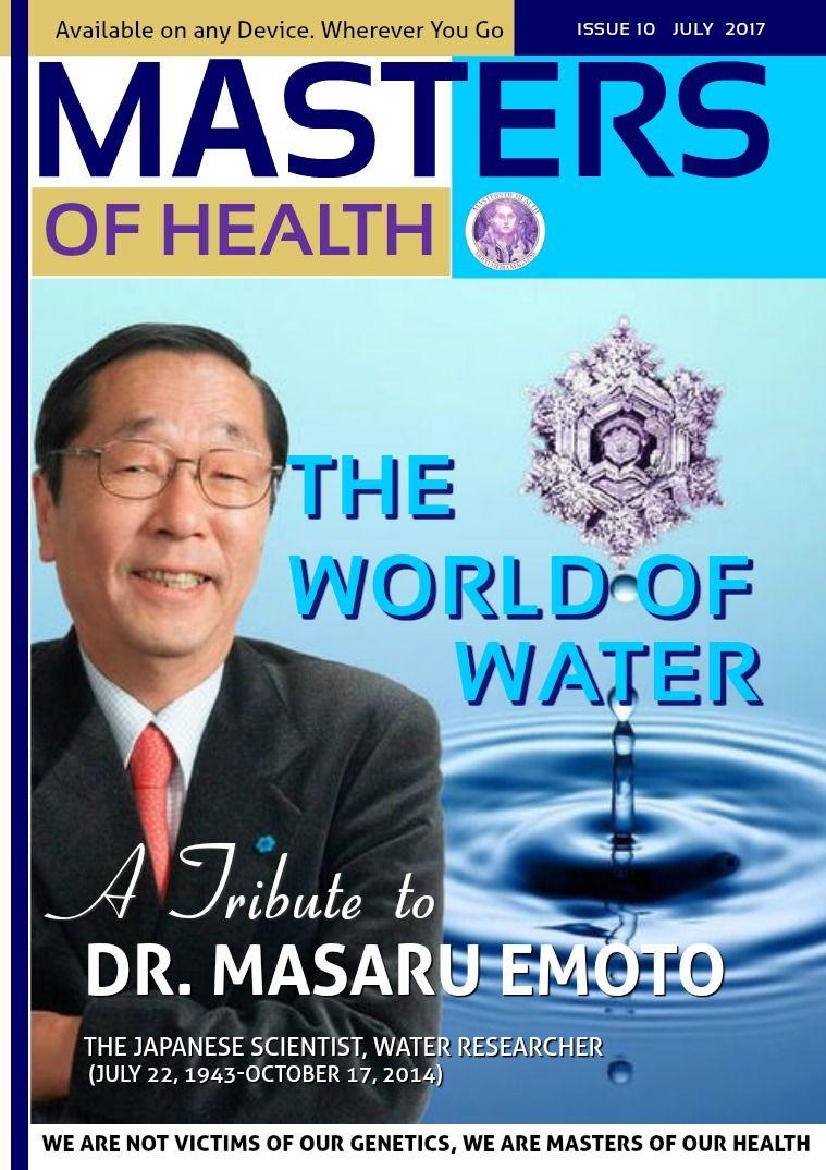 Masters of health magazine july 2017 health magazine
