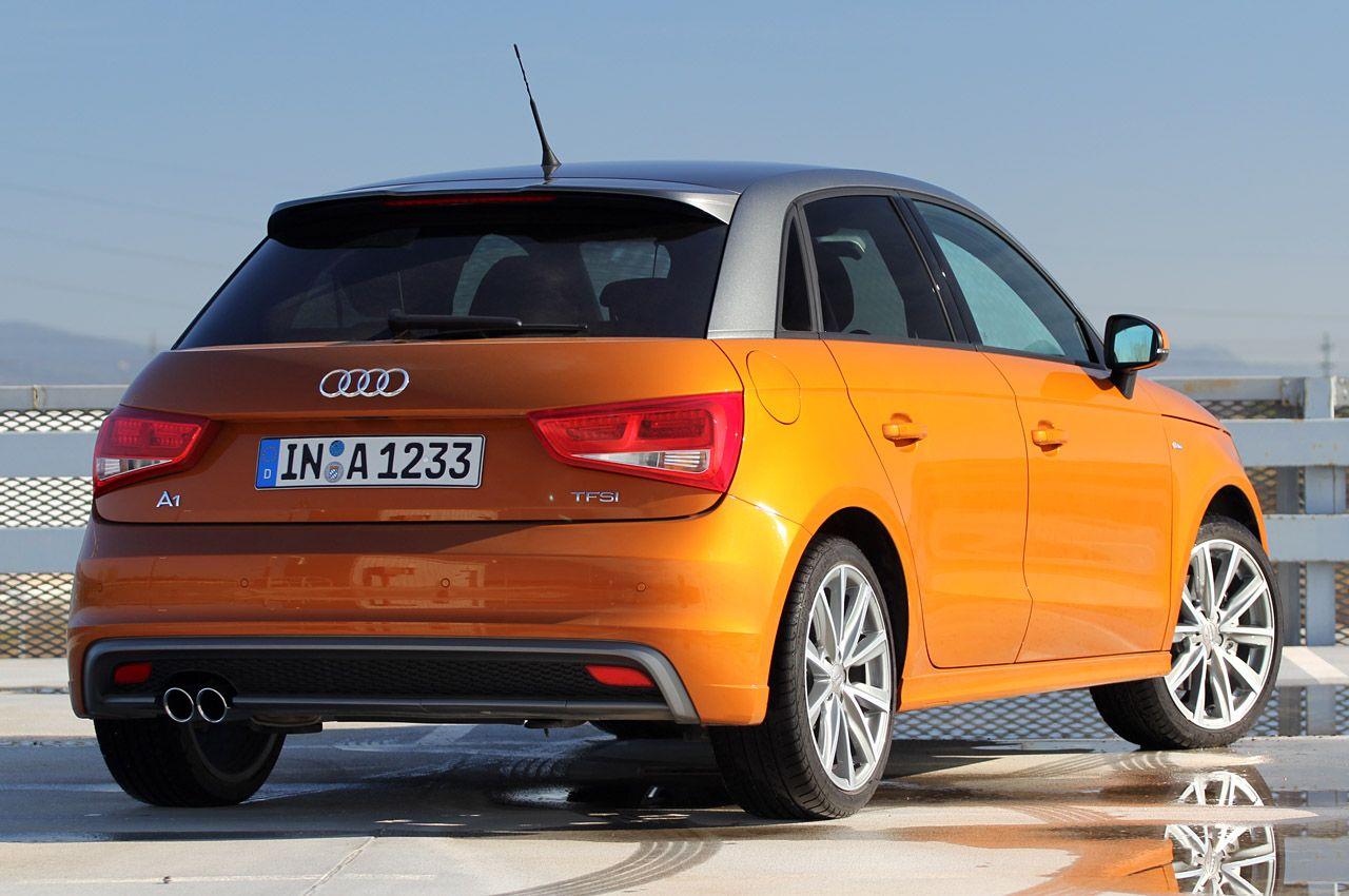 Audi a1 rear audi a1 audi suv