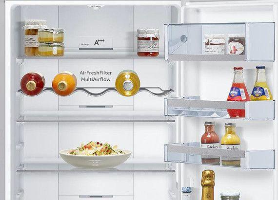 El lugar para conservar tus alimentos en el frigorífico