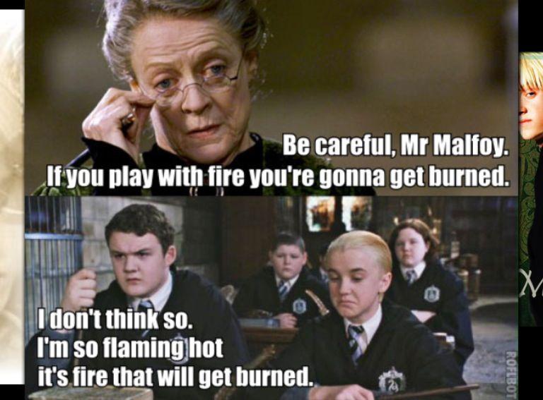Draco Malfoy Harry Potter Fanfiction Harry Potter Draco Malfoy Harry Potter Funny