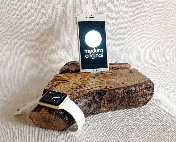 iPhone / Watch 60 ..Medura Original Live Edge by