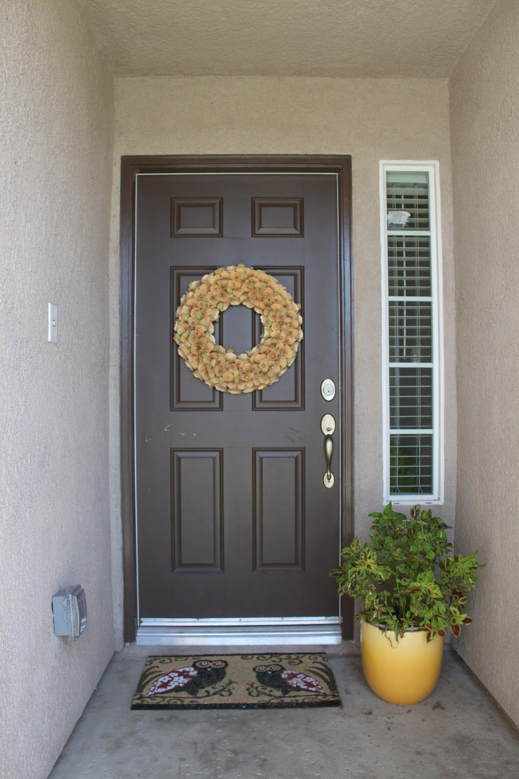 nice front door paint colours design