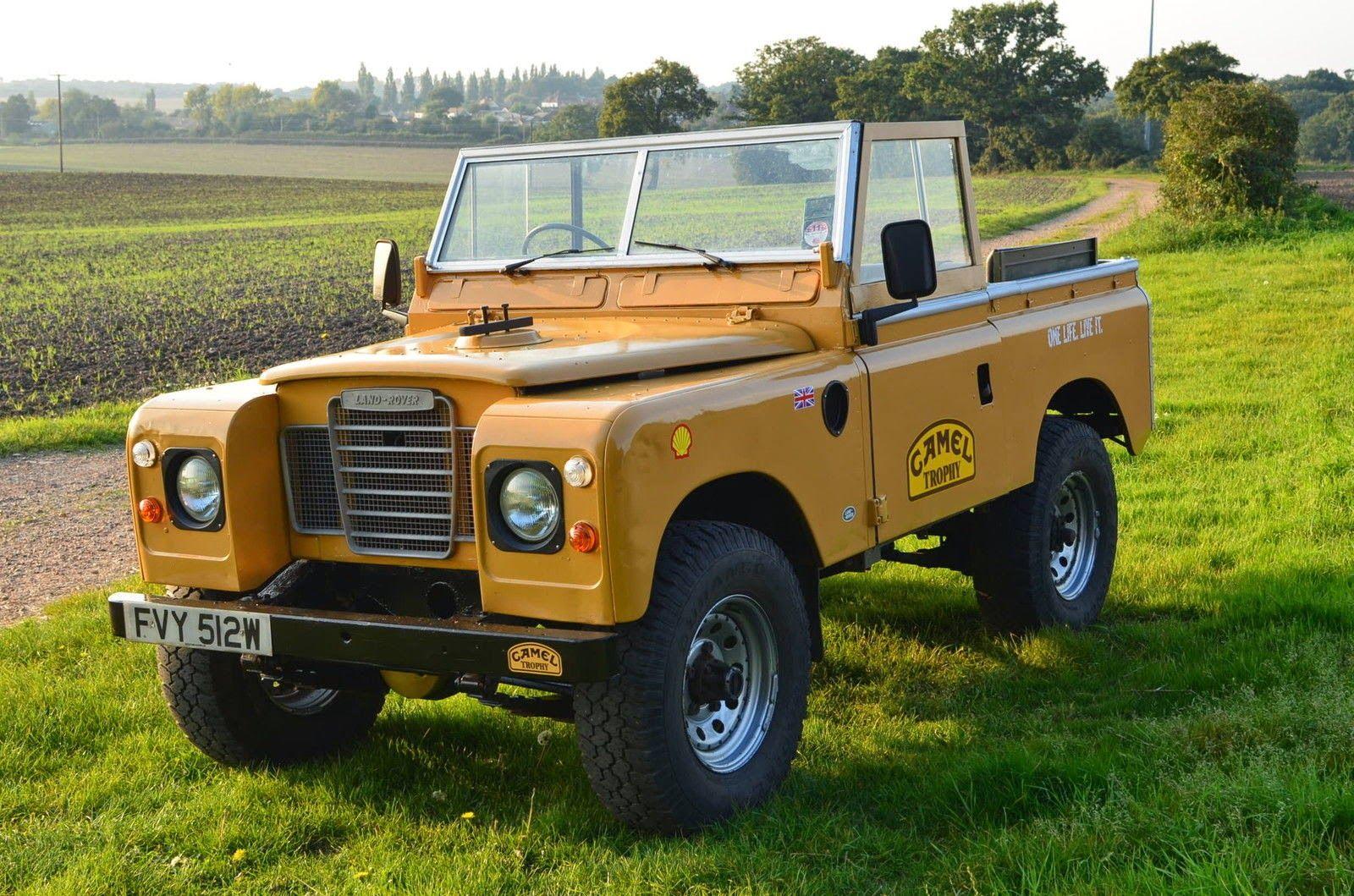 1981 Land Rover Series Iii Camel Trophy Jpg 1600 215 1059