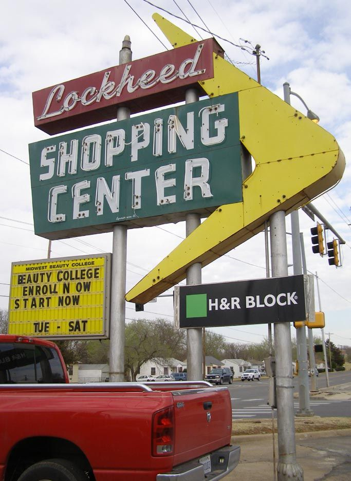 Lockheed Shopping Center Midwest City Ok Can T Remember If It S Still There But I Remember This Midwest City Oklahoma Facts